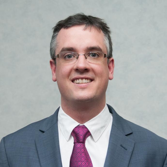 Ciarán O'Leary (Coordinator)